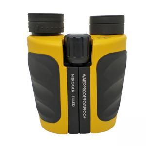 China 8x 10x Yellow Bak4 Floating Waterproof Binoculars For Outdoor Activities on sale