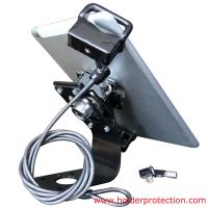 COMER anti-shoplifting Mini Tablet Stand Bracket display locking mounts framework for cellular phone retailer stores Manufactures