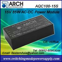 China Arch 85W 15V AC/DC Power supply Module AQC100-15S on sale