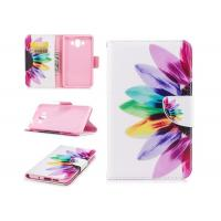 Sunflower Multifunction Wallet Case Custom Made Phone Cases For Iphone 6 6s 8 X Manufactures