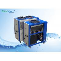 Energy Saving Commercial Cooling Water Chiller Units Hermetic Type Compressor Manufactures