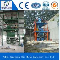China Small Scale Production Line Automatic Machines Dry Mix Mortar Plant on sale