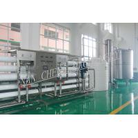China High Efficiency R O Auto Water Filling Machine 12t 2 Stage Large Scale Water Purication on sale