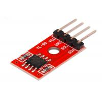 3.3-5V Interface Port EEPROM Memory Module Dupont Cable For DIY Electronic Car for sale