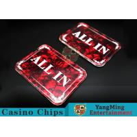Texas Holdem Poker Table All In Brand Dealer Button For The Poker Games Manufactures
