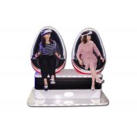 360V Dynamic Seat 9D VR Simulator / Virtual Reality Egg Chair Manufactures