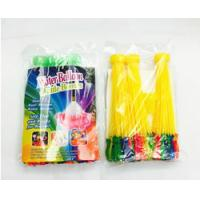 China 100 magic water balloon bunch custom hot selling zuru bunch o balloons water magic balloons wholesale