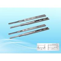 China Full Extension Drawer Slide with Self-Closed Device on sale