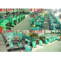 5 Tons / Hour Automatic Rolling Machine , Steel Rolling Mill Line Manufactures