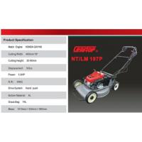 Lawn Mower Nt/lm 197p Manufactures
