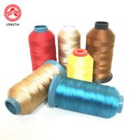 Eco-friendly High Tenacity Polyester Sewing Thread For Europe America Market Manufactures