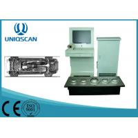 Water Proof Colour Under Vehicle Inspection System For Capture Car Plate Number Manufactures