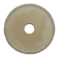 Wear - Resistant Tile Cutting Blade High Speed Less Chipping For Home Improvement Manufactures