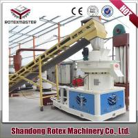 China stable power running wood pellet mill / biomass pellet mill rotexmaster on sale