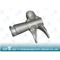 Quality Gr1 Gr2 Gr5 Titanium Investment Casting parts used in aviation , aerospace for sale