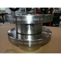 Hastelloy C276 Nickel Alloy Flanges Forged ASME B16.5 RF FF RTJ 1 / 2 - 24  for sale