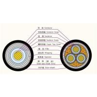 China 6/35KV XLPE insulated power cable on sale