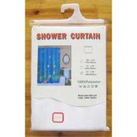 China Polyester Shower Curtain on sale