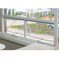 Fire - resistant Chain Winder Aluminium Awning Windows Australia Standard Manufactures