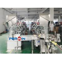 Stainless Steel Solid Air Freshener Filling Line Air Conditioner Cleaner Manufactures
