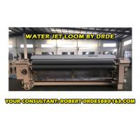 Cam Motion Shedding Water Jet Loom , 2 Nozzle Industrial Weaving Loom Manufactures