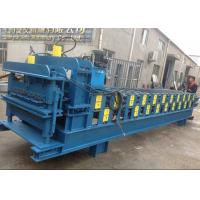 Automatic Roofing Sheet Roll Forming Machine Double Layer Corrugated and IBR Manufactures