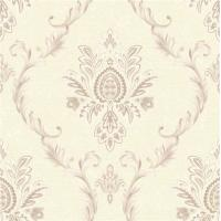 Buy cheap Washable Vintage Style Wallpaper Bedroom Decor With Vinyl Coated Paper from wholesalers