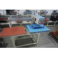 Pneumatic Drive Heat Press Sublimation Machine Twin Tables Large Heat Press Machine Manufactures