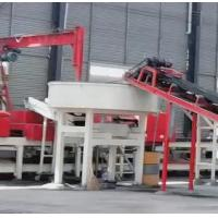 JQT high frequency lightweight concrete partition wall board production line Manufactures