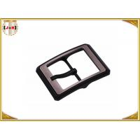 OEM Service Solid Metal Center Bar Belt Buckle Casual Design 40mm Inner Size Manufactures
