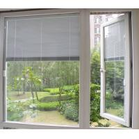 China 22*64 Inch Blinds In Glass , White  Tempered Glass With Blinds Inside on sale