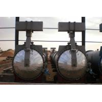 AAC Chemical Autoclave with saturated steam and condensed water with high pressure and temperature Manufactures