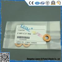 ERIKC F00VC17504 injector copper fitted to car 7.1*15*2mm brass pressure washer for diesel injector Manufactures