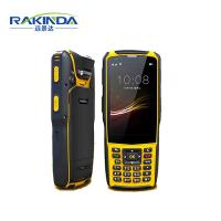 IP67 Android 7.0 1D 2D Barcode Scanner Industrial For Warehouse Logistics Management Manufactures