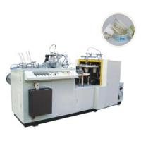 Single PE Coated Paper Bowl Machine (ZW-D) Manufactures