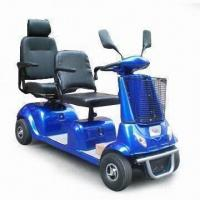 Electric Mobility Scooter with 8kph Maximum Speed and 170kg Loading Capacity Manufactures