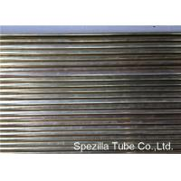 Heat Treatment Copper Nickel Tube Heat Exchanger piping OD 4.00MM - 76.2MM Manufactures