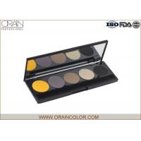 China Colorful Highly Pigmented Eyeshadow Palette , Portable Powder Eyeshadow Palette on sale