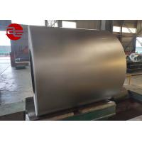 Alu - Zinc Galvanized Steel Coil Cold Rolled High Strength Sheet ISO9001 Manufactures