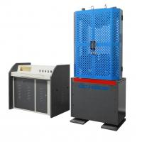 300KN Load Cell Universal Compression Testing Machine PC Controlled for sale