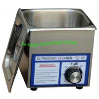 China 2L Mini Bench Top Glasses Ultrasonic Supersonic Cleaner Ultrasonic Cleaning Machine on sale