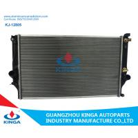 TOYOTA RAV4 2.2D 2012 AT Aluminum Car Radiators OEM 16400-26411 Manufactures