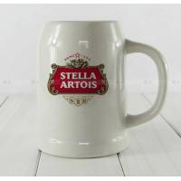 EXPORT beer mug ceramic cup custom LOGO for your design from china Manufactures