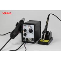 Temperature Control SMD BGA Rework Station / Soldering Stations Manufactures