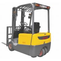 China Smaller Turning Radius Electric Powered Forklift 1.8 Ton Three Wheel One Rear Driving Whee Alternating Current 1800Kg on sale