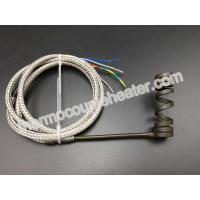 Customized Electric Coil Heaters With SS Braided Leads , Highly Non-corrosive Manufactures