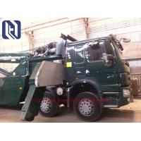 Sinotruk Howo 8x4 Heavy Duty Tow Truck WD615.47 Engine 20-50t capacity Manufactures