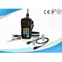 Through Paint Ultrasonic Thickness Measurement Equipment With Dual Transducers Manufactures