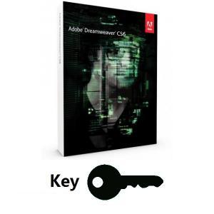 Adobe Dreamweaver CS6 Key Manufactures