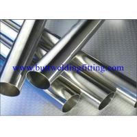 Think Wall Stainless Steel Tubing TP317 / TP317L / TP317LN / 1.4438 / EN10204-3.1 Manufactures